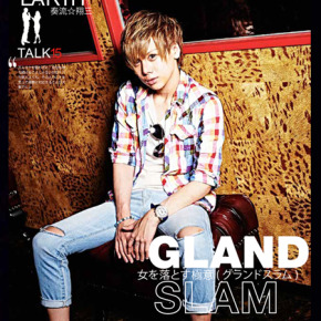 【雑誌連動企画】GRAND SLAM FASHION TECHNIQUE。後半戦